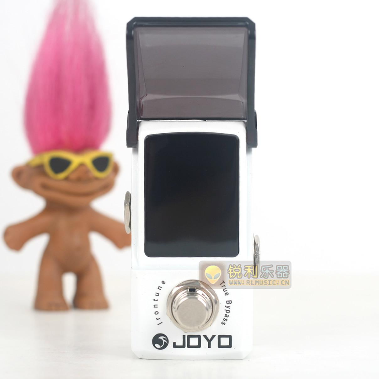 【Joyo JF-326 Irontune】吉他贝斯调音表校音效果器【锐利乐器】