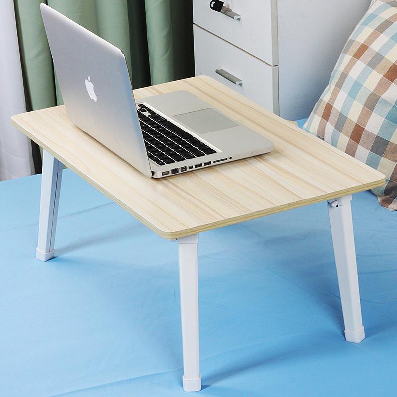宿舍簡約 床上筆記本電腦桌折疊懶人桌大學生寢室書桌小桌子