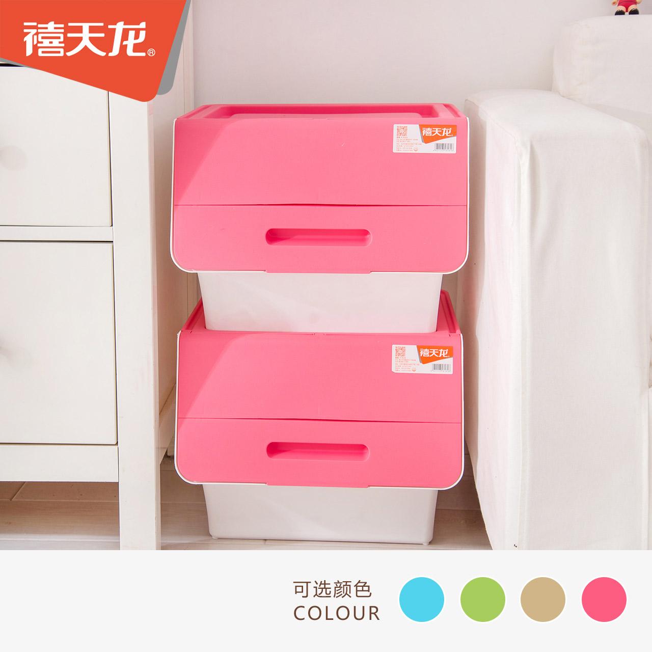 Юбилей день дракона пластик хранение кабинет перед открытием крышка мусор одежда в коробку нулю еда коробка складные хранение кабинет