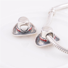 Hat CHAMILIA camilla beads scattered beads, 925 silver jewelry pendant beads YZ387