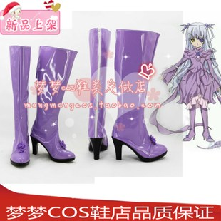 No. 275 Rozen Maiden Rose crystal cosplay shoes