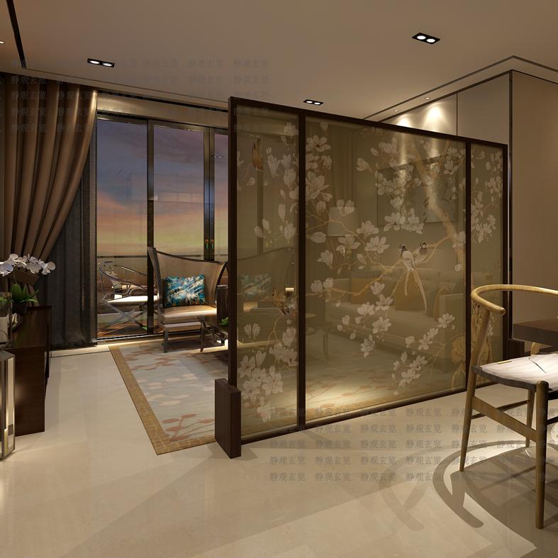 Дерево мебель орех экран охрана окружающей среды китайский стиль искусство пряжа качество гостиная фэн-шуй отрезать завод специальное предложение SJ-30