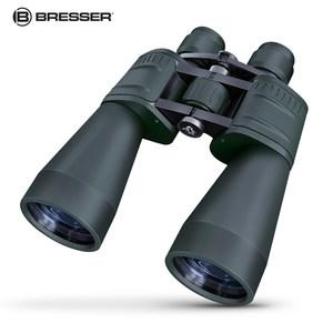 德国宝视德(Bresser)双筒望远镜8x60高清全光学多层镀蓝膜户外演