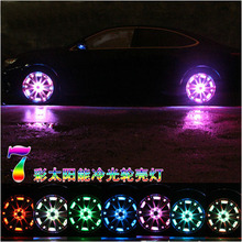 New nissan sylphy New le wei qashqai NV200 new versa jun modified special wheel lights hot wheels