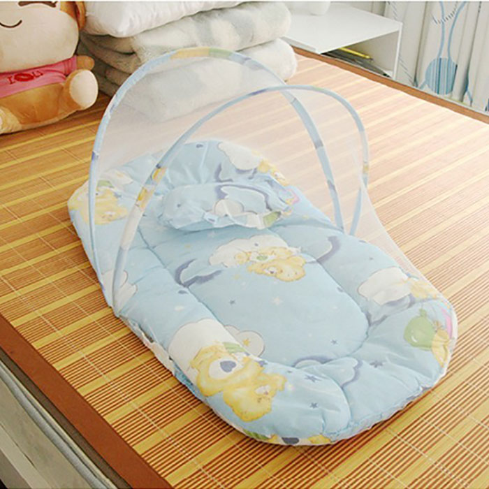 Без установки ребенок ребенок сетка от комаров с проведением была подушка пряжа счет близко закрыто принцесса дом сетка от комаров складные пряжа крышка