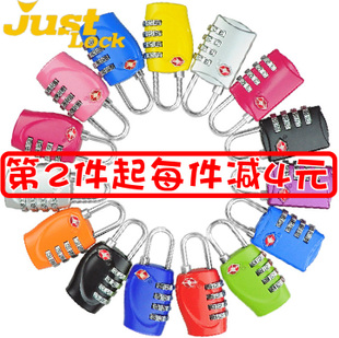 Yee Fung genuine Jia Site password lock TSA330 Customs lock luggage abroad together metal padlock TSA309
