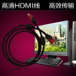 Original HDMI hd wire cable, computer cable TV version 1.4 3 d aggravating bold
