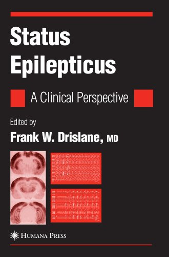 【预订】Status Epilepticus: A Clinical Perspective