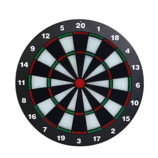 17 inch dart board target package plastic darts darts with plastic tip darts children 6 darts