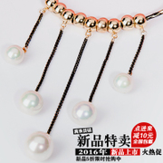 Love ornaments, 16 new style female fashion accessories necklace fashion jewelry necklace Pearl cocktail dress ornaments