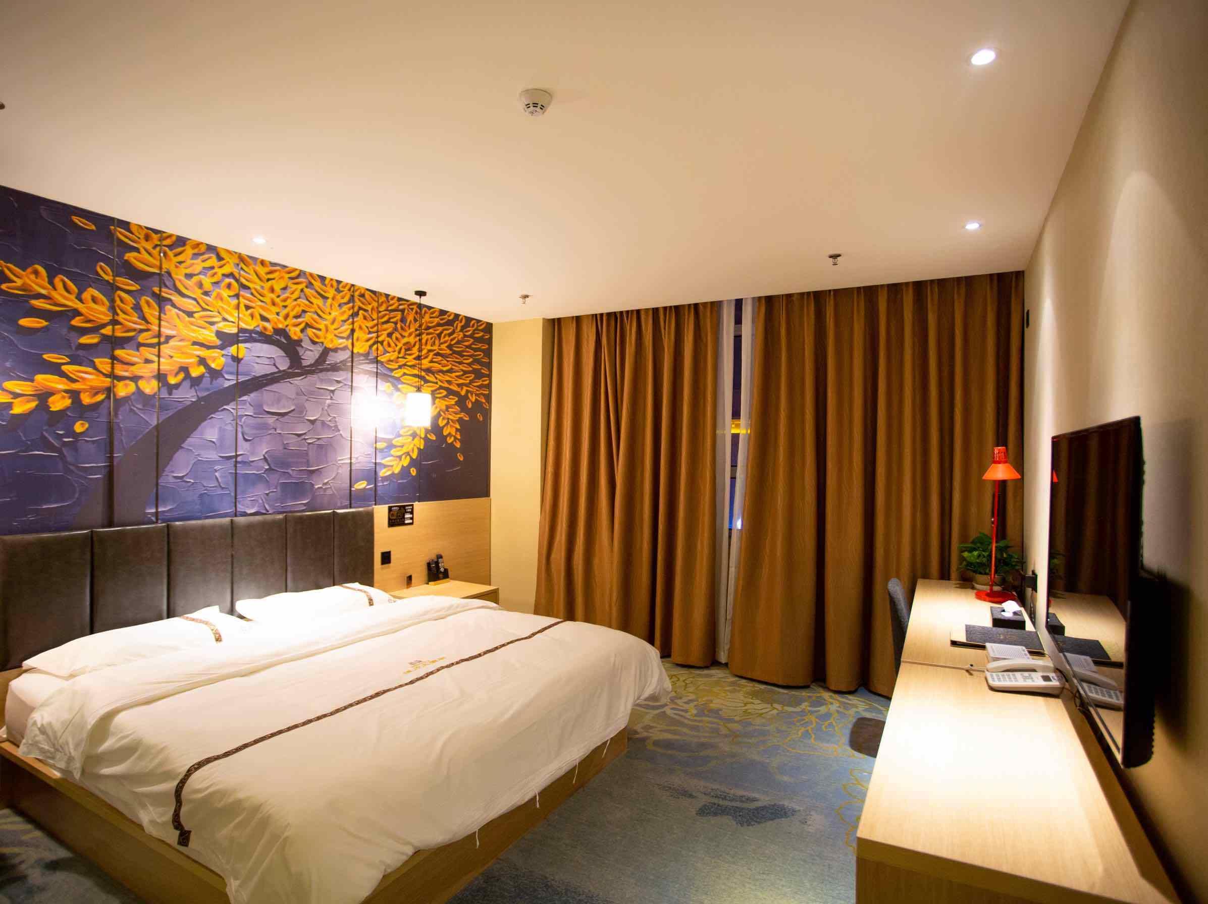 恒力精品大酒店优享标准大床房