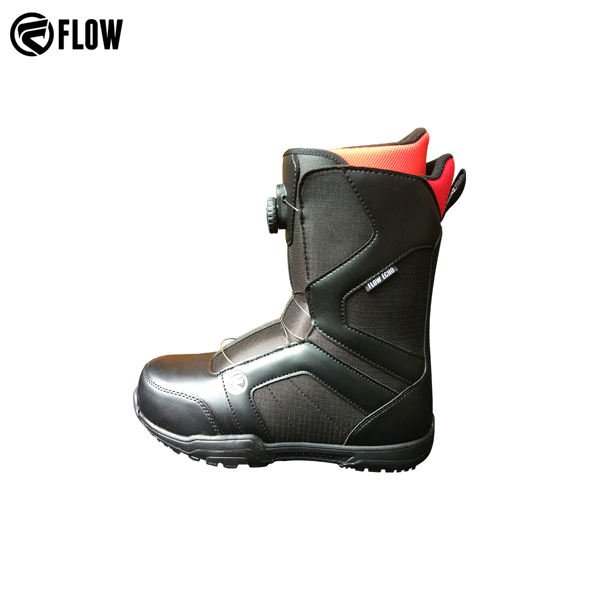 美国进口Flow单板滑雪单板鞋雪靴男款成人款1617ECHO BOA