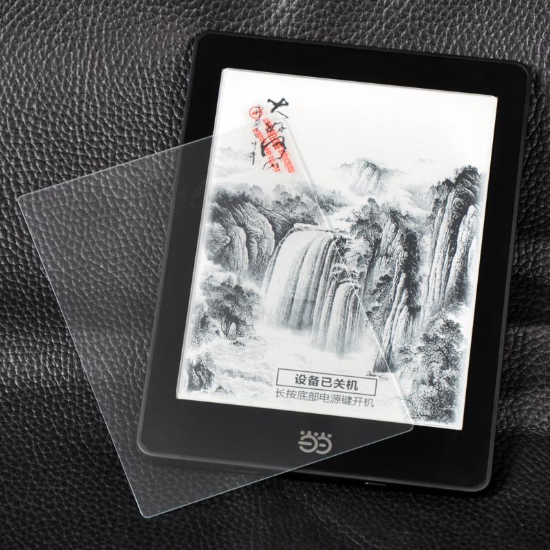 Когда когда читать устройство Light упрочненного hd 300PPI чистый квартира электронный книга читать устройство 6 дюймовый экран фольга