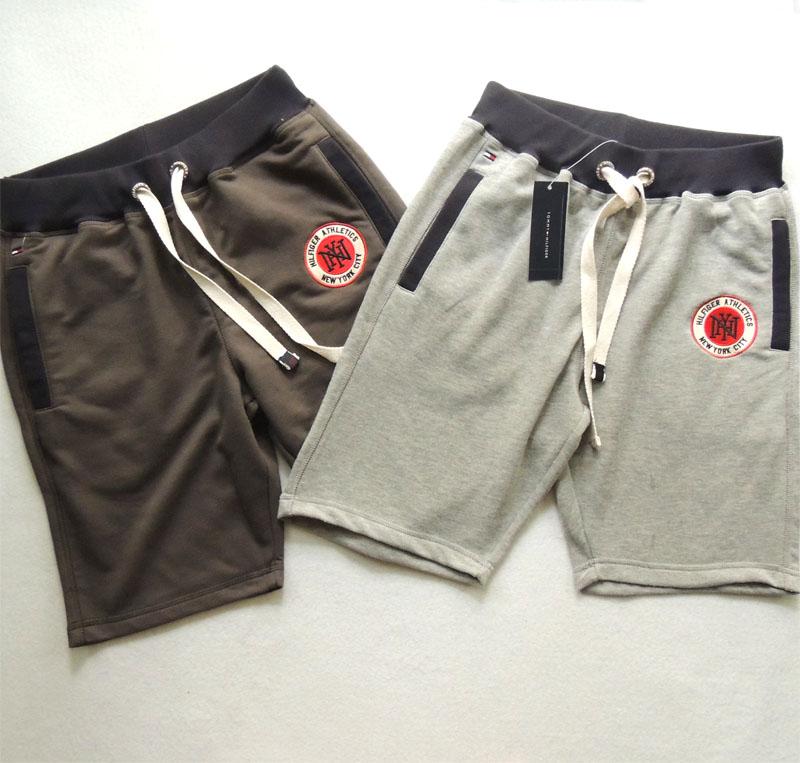 Большой хлопок Мужские повседневные брюки брюки брюки брюки, хорошее качество второй пять очков цвет-