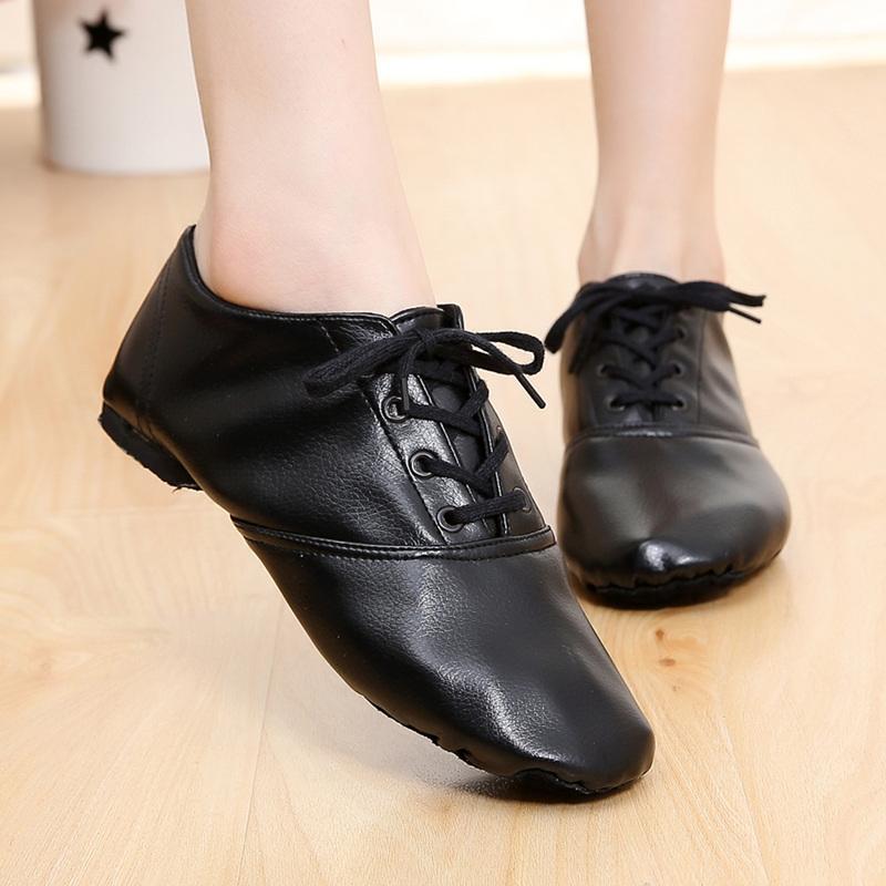 Железо стрелка яркая кожа pu низкий сэр обувной ботинок народ обувь комнатный фитнес латинский танец балет протектор обувной мягкое дно
