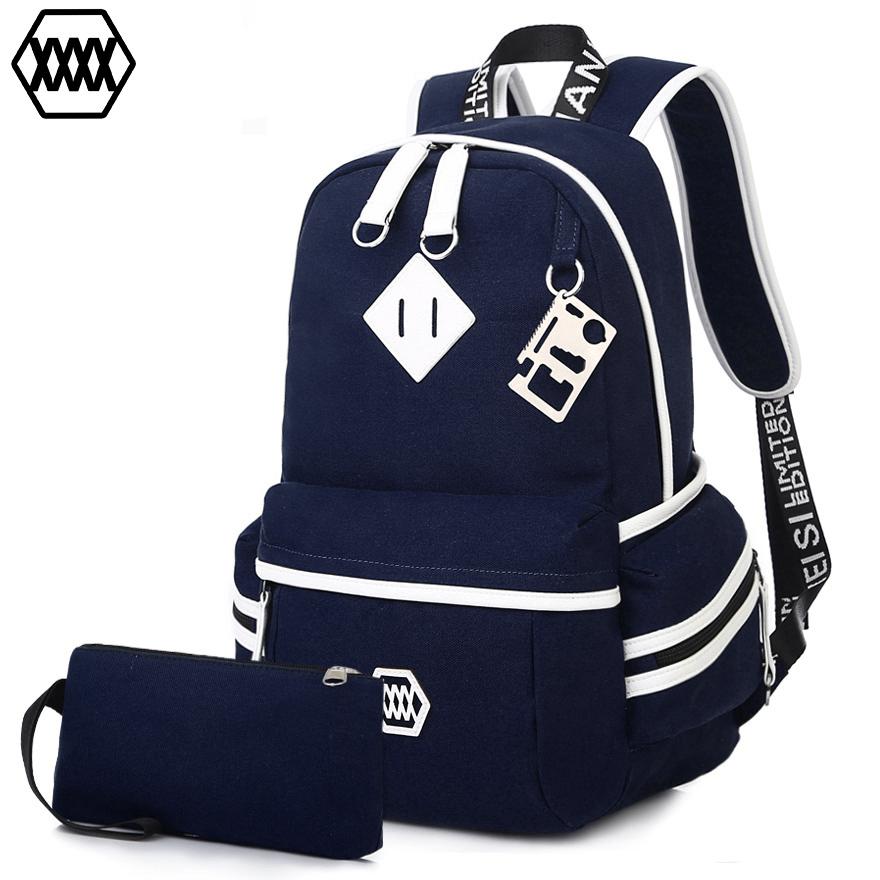 d64f47078f Warman Wisconsin Korean simple casual shoulder bag sports bag men and women  students bag lovers bag