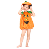 Toddler's Pumpkin Costume