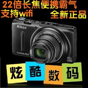 正品特价全新Nikon/尼康 COOLPIX S9500数码照相机 1890万 22倍
