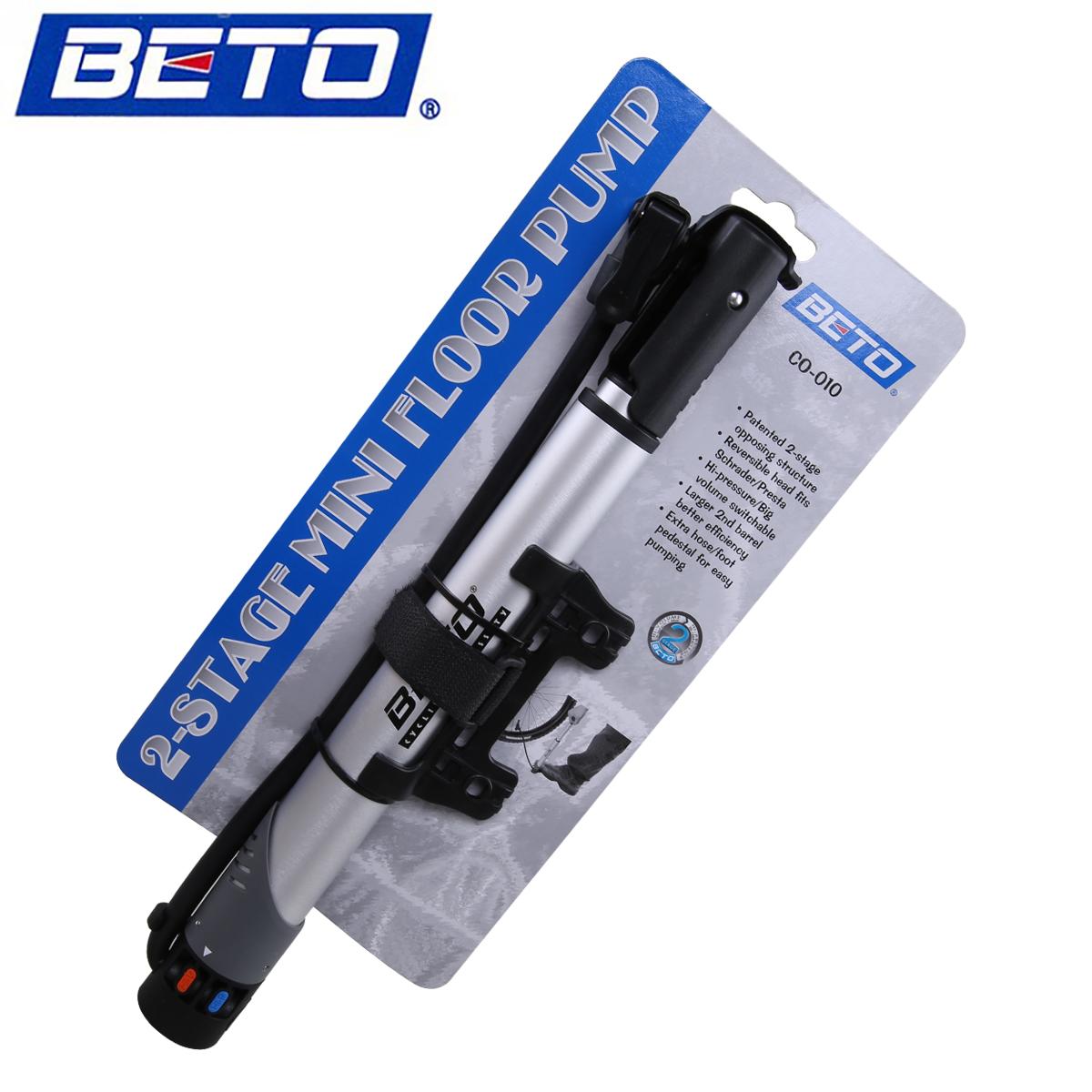 Пакет mail-БЕТО CO-010 ноги портативный воздуха велосипедов насоса дороги Велосипед горный велосипед Закон рот