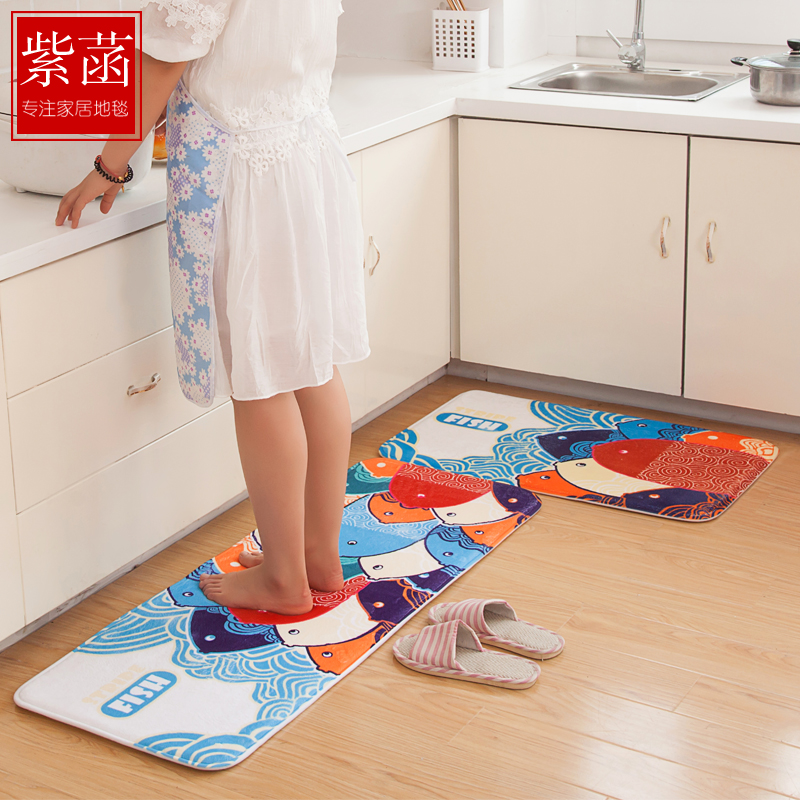 地墊門墊腳墊進門墊子臥室門口地板墊浴室吸水防滑墊衛生間廚房墊