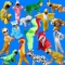 六一儿童动物演出服幼儿园卡通小蜜蜂老虎白兔猪十二生肖表演服装