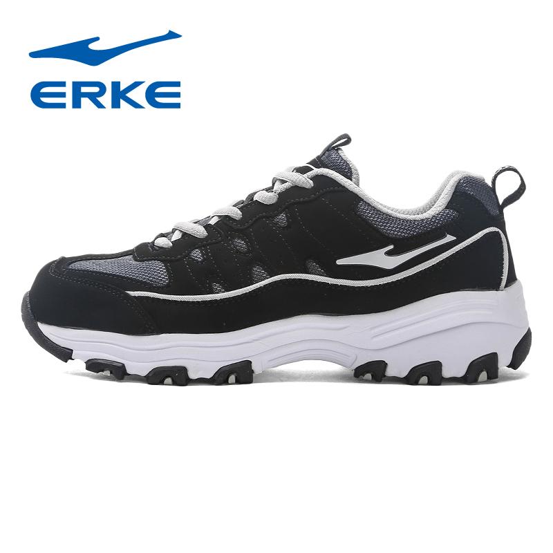 鴻星爾克女鞋 鞋 跑步鞋潮流熊貓跑鞋耐磨防滑女 鞋