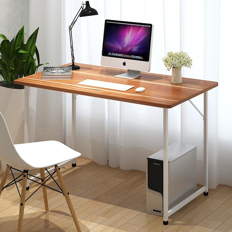 歐意朗電腦桌 台式家用簡約 辦公桌寫字桌簡易書桌台式電腦桌