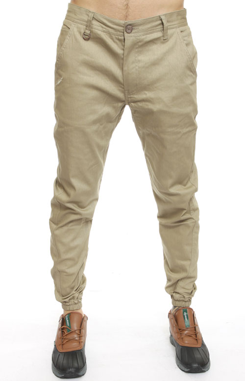 CP潮铺 Publish newkirk jogger pants 慢跑束脚收脚裤