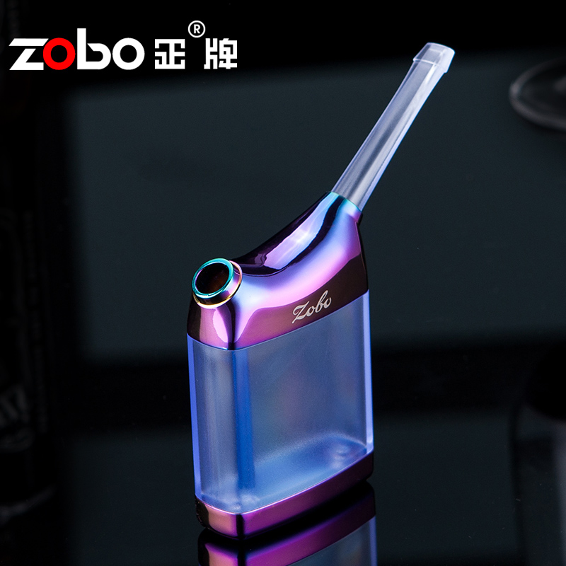 zobo正牌水煙壺水煙鬥 便攜可清洗型水煙袋水煙鍋健康正品煙具