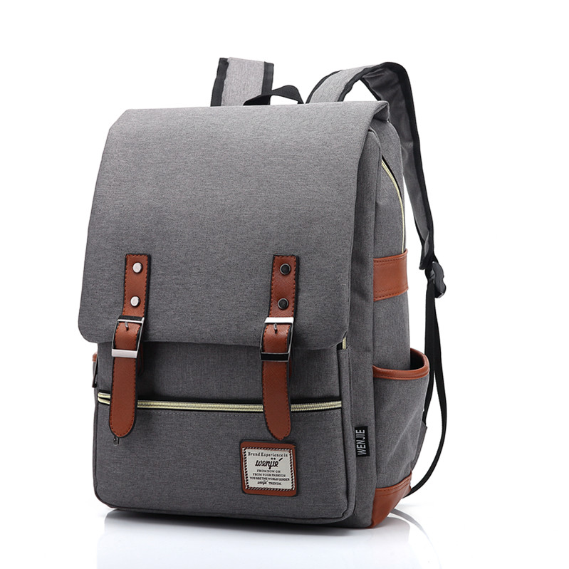 Backpack female Korean schoolbag female college student schoolbag male travel bag male high capacity backpack male fashion trend