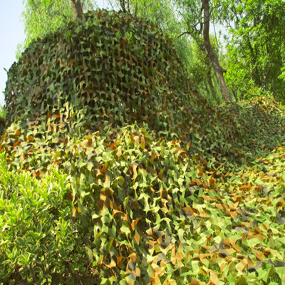 Jungle camouflage net military exercises real CS decorative bird watching and other outdoor shade anti-satellite aerial free shipping