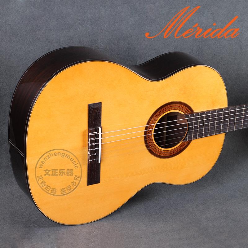 文正乐器 正品美丽达NG-10/15/70/75系列39寸单板全单古典吉他单