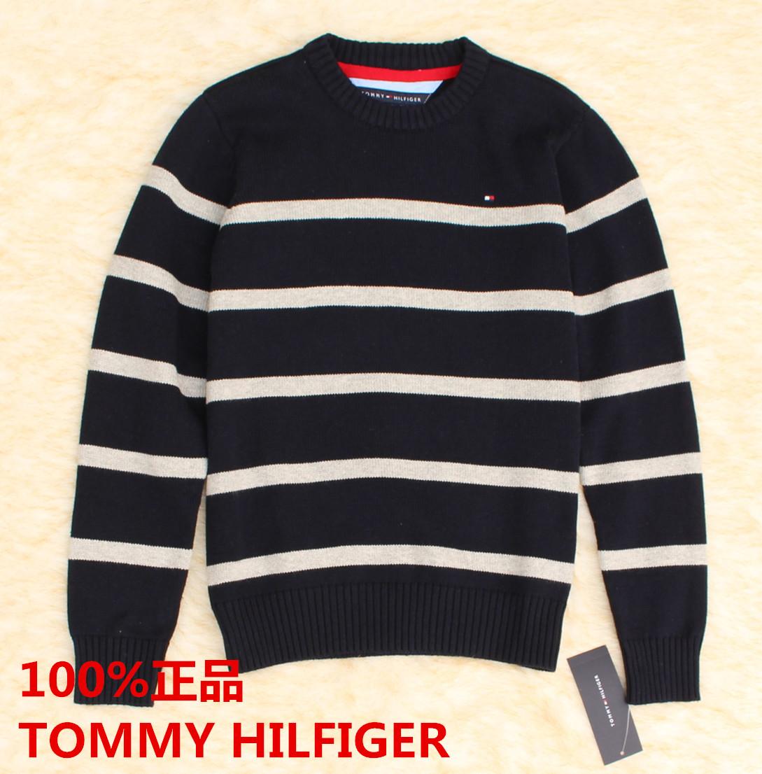 TOM HL мальчиков полосатый свитер t хеджирование внешней торговли Джокер красивый свитер свитера детей в родитель ребенок