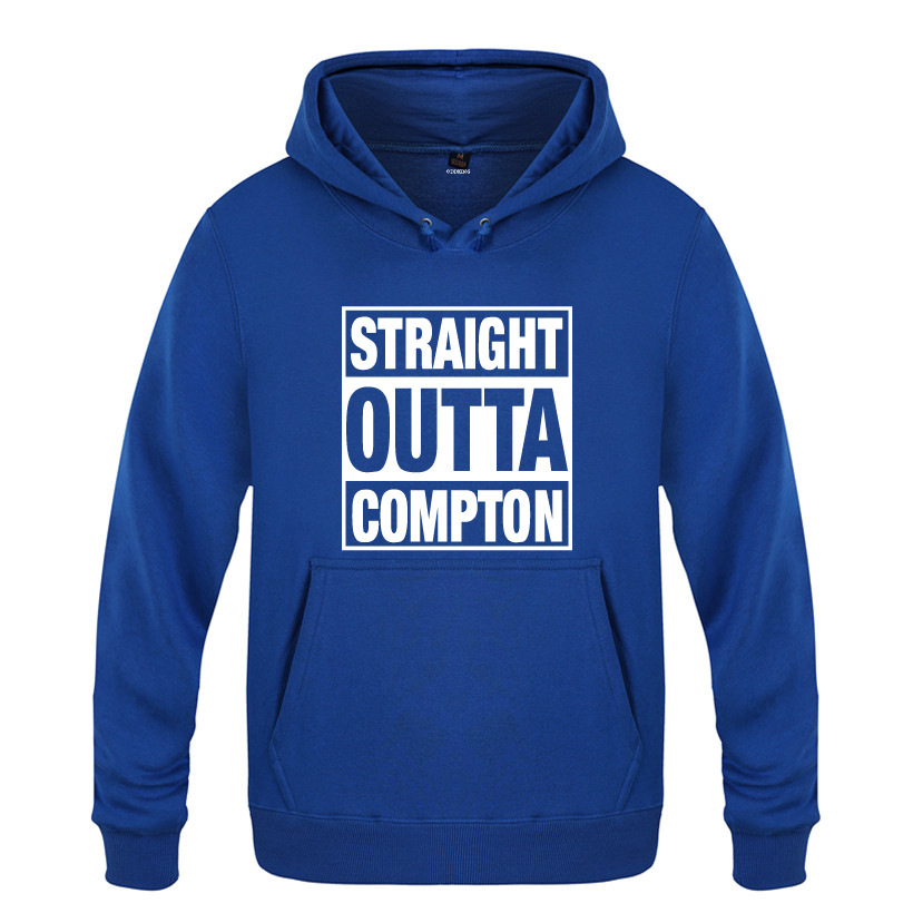 NWA rap hip hop music trend young mens Hooded Sweater Plush jacket students