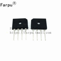 FARPU 10 new bridge heap GBU1006 Rectifier Bridge 10A 600V Flat Bridge