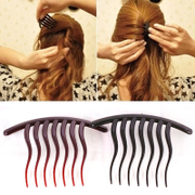 Know pro ball head of hair Korea jewelry hair jewelry hair hair styling hair fork plug comb tool