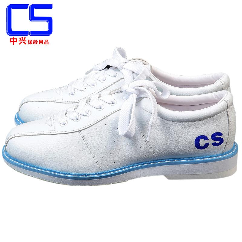 Внутренний дежурные в интерес весь белый боулинг обувной подходит для мужчин и женщин новичок резерв EB-01