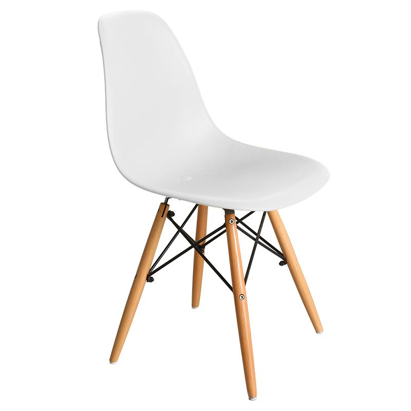 億家達 家用電腦椅子 實木椅子 椅餐椅人體工學 職員椅辦公椅