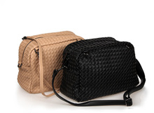 Female package 2015 ms hot new Occident hand-woven one shoulder inclined across 50 h4417 female bag leisure bag