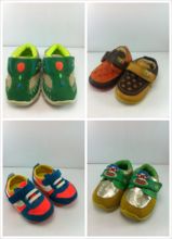 Substandard goods on sale bag mail Male baby soft bottom toddler shoes 13-15 yards