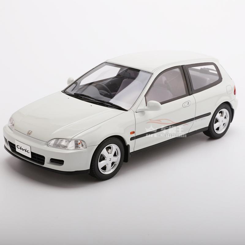 OTTO 1:18 本田思域 EGT SIR II 树脂手版车模仿真跑车模型