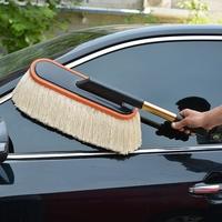 Автомобильные принадлежности чистый хлопок Чистящий автомат для чистки пылесосом для чистки щеткой для мытья посуды