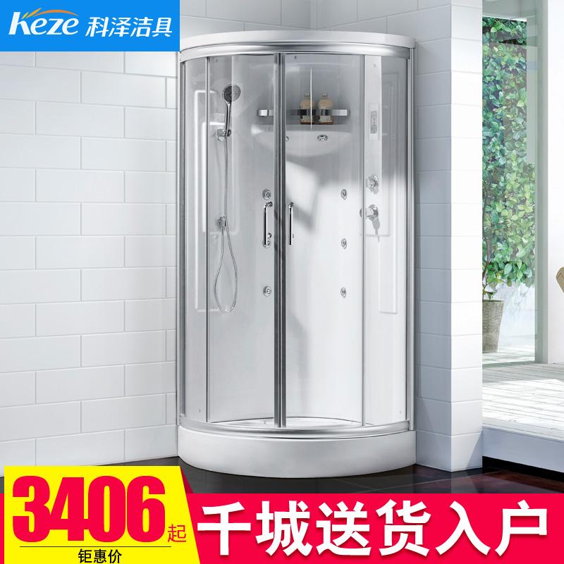 科泽洁具淋浴房怎么样