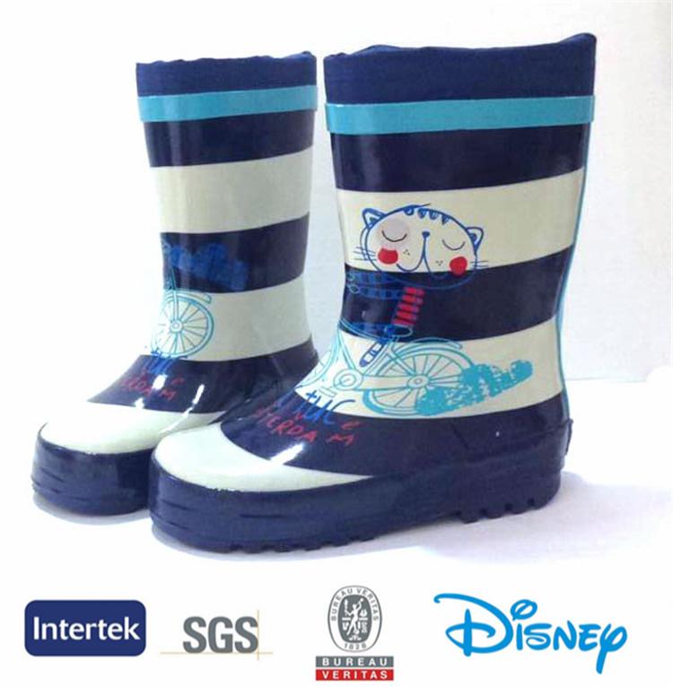 Корейская версия дети дождя сапоги Галоши дождя сапоги мода девочек и мальчиков сапоги весело воды водонепроницаемый не нескользкие обувь Обувь почта