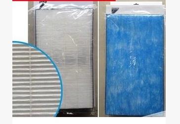 [品质生活电器商城净化,加湿抽湿机配件]大金空气净化器原装过滤网适用MC71月销量0件仅售285元