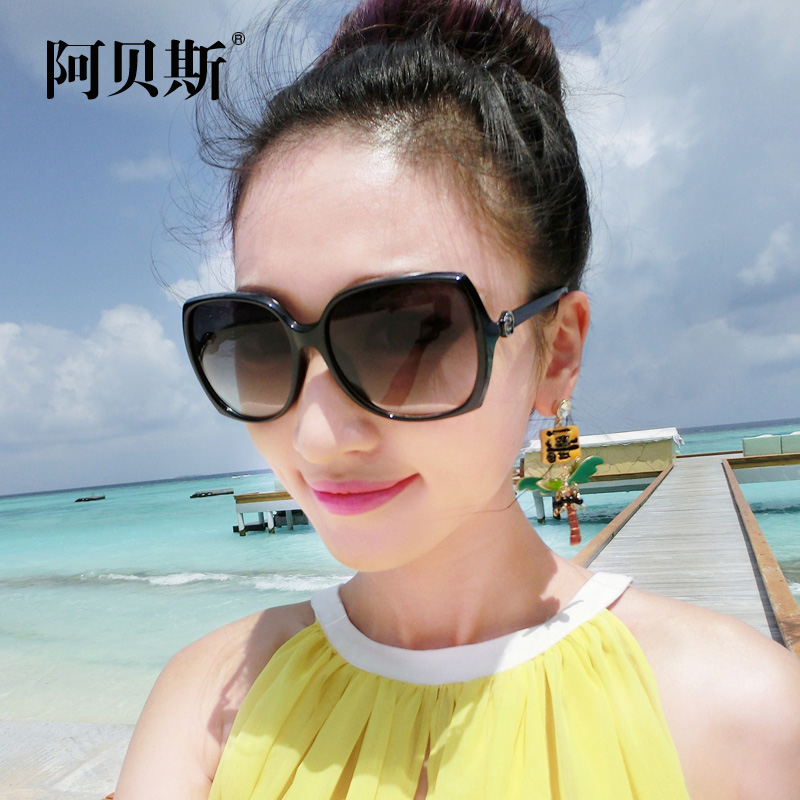 2020 new Polarized Sunglasses round face personalized net Red Sunglasses Womens Korean version