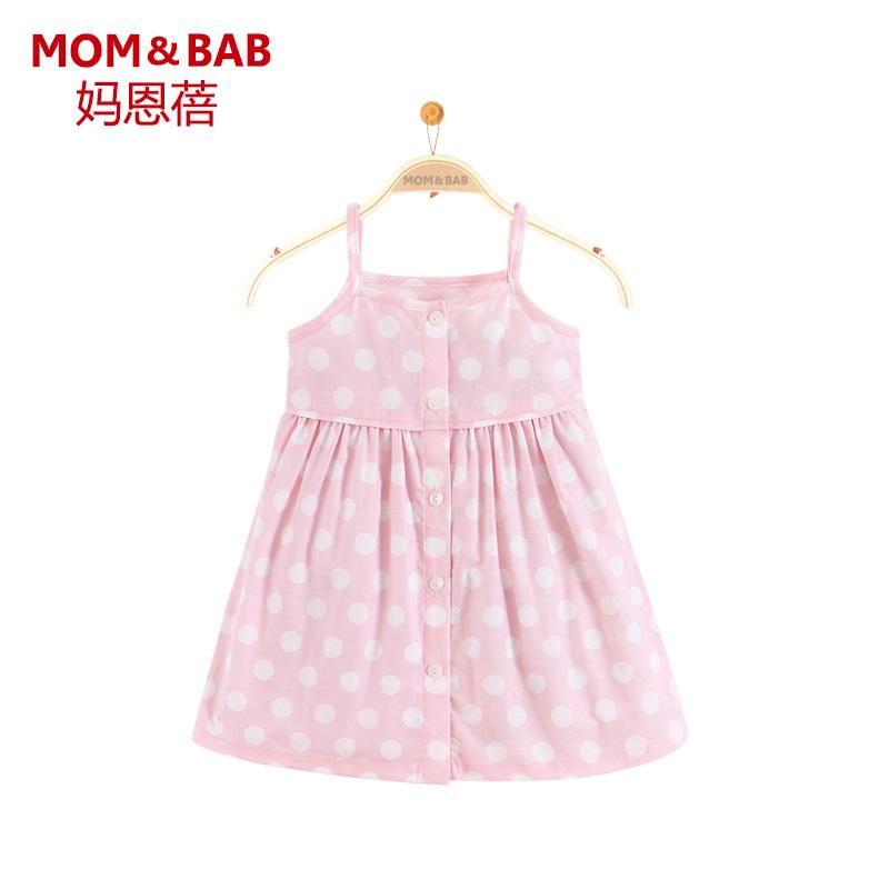 女童小童印花寶寶嬰兒裙
