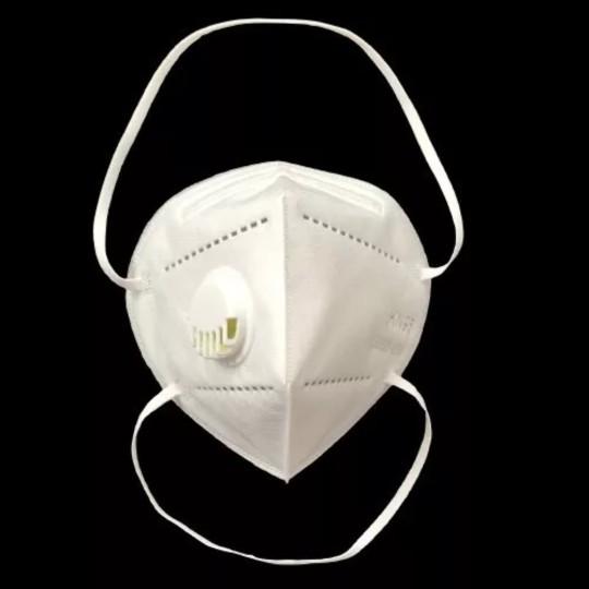 头戴式Kn95口罩6层独立装工业防粉尘打磨煤矿车间活性炭防护口罩