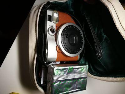Re:大家说说富士拍立得哪款最好用?Fujifilm富士instax拍立得各款优缺点区别是什么 ..