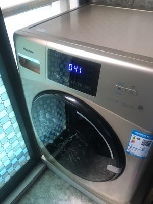 评测说说海信HG100DAA122FG怎么样,使用感受海信洗衣机hg100daa122fg性价比好吗?